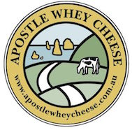 Apostle Whey Cheese Logo