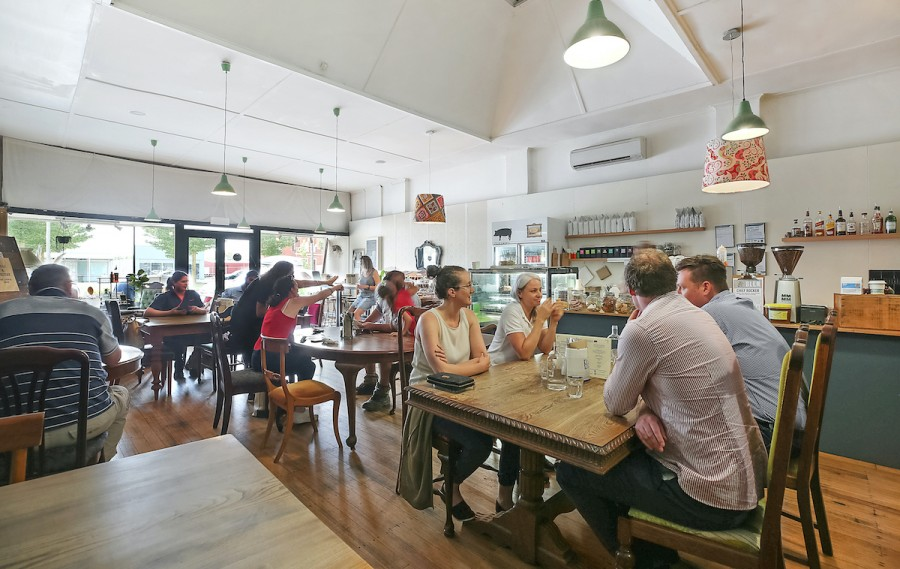 Beautiful Cafe in the heart of beautiful Camperdown